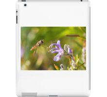 Episyrphus balteatus iPad Case/Skin