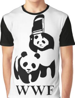 WWF parody Graphic T-Shirt