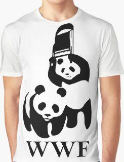 WWF parody Graphic T-Shirt