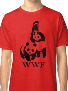 WWF parody Classic T-Shirt