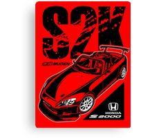 S2K - Honda S2000 Canvas Print