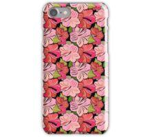 Flowery designs iPhone Case/Skin