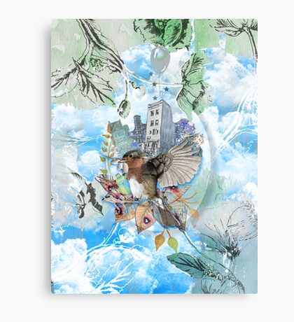 SOFT NATURE Canvas Print