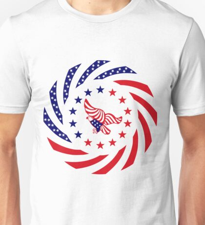 Independent Murican Patriot Flag Series Unisex T-Shirt