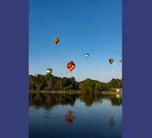 Hot Air Balloon Rides Unisex T-Shirt