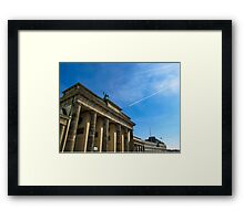 Berlin - Branderburg Gate Framed Print