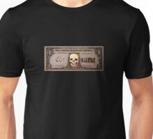CONSUME Dollar Unisex T-Shirt