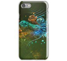 Amphibian Structure iPhone Case/Skin