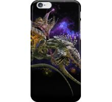 Lionfish Abstract iPhone Case/Skin
