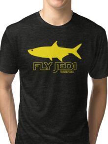 FlyJedi Tarpon Tri-blend T-Shirt