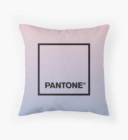 PANTONE'S COLOR OF 2016 Throw Pillow