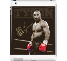 Tyson Dynamite iPad Case/Skin