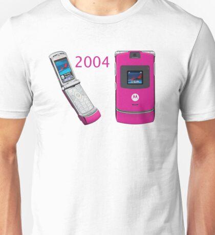 A.D. 2004 Unisex T-Shirt