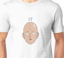 one punch - saitama Unisex T-Shirt