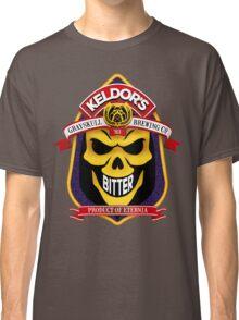 Keldor's Bitter - Grayskull Brewing Company - Skeletor Classic T-Shirt