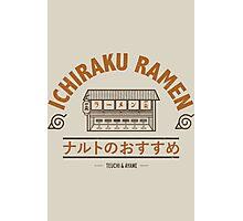 Ichiraku Photographic Print