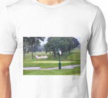 Camel Sand Trap on Golf Course Unisex T-Shirt