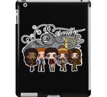 Firefly - Serenity and Crew iPad Case/Skin