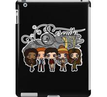 Firefly - Serenity and Crew iPad Case/Skin