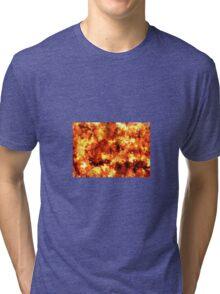 Flames Tri-blend T-Shirt
