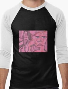 disillusionment Men's Baseball ¾ T-Shirt