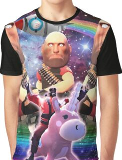 All Hail The Heavy Graphic T-Shirt