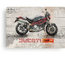 Ducati S4RS Canvas Print