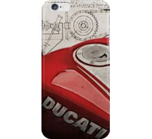 Ducati Monster 1200 R iPhone Case/Skin