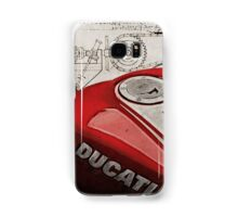 Ducati Monster 1200 R Samsung Galaxy Case/Skin