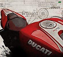 Ducati Monster 1200 R by Taylan Soyturk