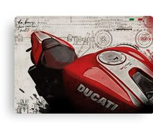 Ducati Monster 1200 R Canvas Print