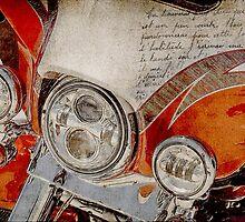 Harley Davidson 2014 CVO Limited FLHTKSE by Taylan Soyturk