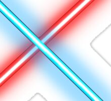 Lightsaber X Sticker