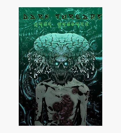 Demonic Alien Entity Photographic Print