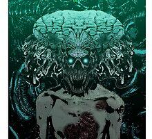 Demonic Alien Entity by Dark Threads