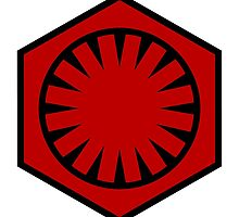 Star Wars | The First Order Symbol | Logo/Design | NEW! by Gerald Den