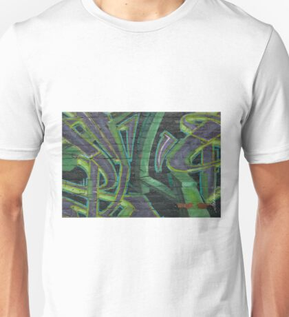 Terrace Street Wall Art Unisex T-Shirt