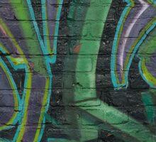 Terrace Street Wall Art Sticker