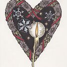 Christmas Heart by Esther Green