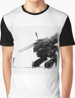 Metal Gear Graphic T-Shirt