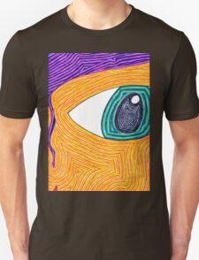 Psychedelic Eye Unisex T-Shirt