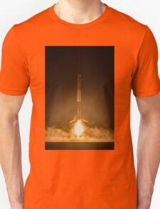 SpaceX Landing Rocket Unisex T-Shirt