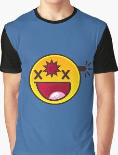 Awesomeface Headshot Graphic T-Shirt