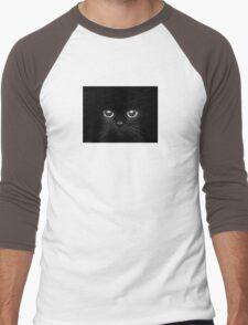 Cat Eyes Men's Baseball ¾ T-Shirt