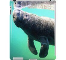 Manatee 2 iPad Case/Skin