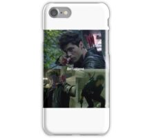 Alexander Lightwood -Archer Boy iPhone Case/Skin