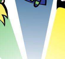 Young Justice: Spice, Sugar & Magic Sticker