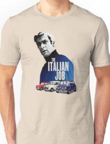The Italian Job Classic Mini Cooper Unisex T-Shirt