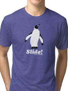 Fight Club Power Animal Slide T shirt Tri-blend T-Shirt