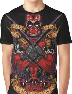 Day of the Dead Merc Graphic T-Shirt